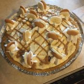 Peanut Butter Banana Pudding Cheesecake