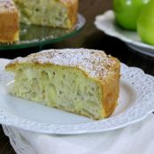 Russian Apple Pie/Cake (Sharlotka)