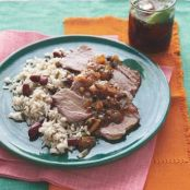 Roasted Pork with Onions & Citrus