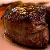 Steak-House Seared Beef Tenderloin Filets