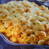 Pasta and White Bean Casserole