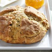 Currant-Orange Irish Soda Bread