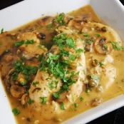 LaaLoosh Chicken Piccata