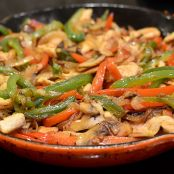 The Best Chicken Fajitas by Iowa Girl Eats