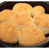 Southern Mayonnaise Biscuits