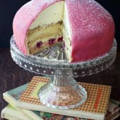 Prinsesstarta Swedish Princess Cake
