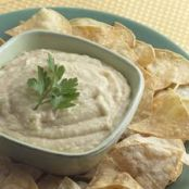 White Bean & Roasted Garlic Dip