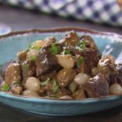 Beef Bourguignon by Julia Child