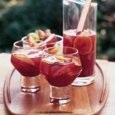 Tabla's Tart and Fruity Sangria