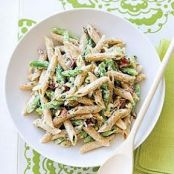 Green Bean & Whole Grain Penne Salad