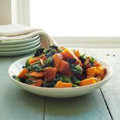 ZZ_Roasted Butternut Squash and Spinach