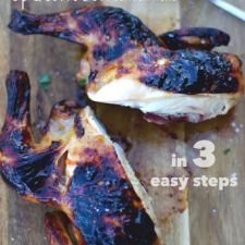 How to Spatchcock Cornish Hens