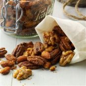 Slow-Cooker Candied Nuts