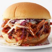 Lexington-Style Pulled Pork for Slow Cooker