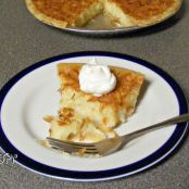 Old-Fashioned Coconut Custard Pie