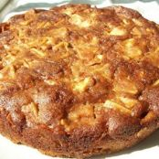 One-Bowl Apple Cake