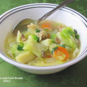 Chef Jim's Rainy Day Cabbage Soup
