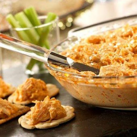 Donna's Buffalo Chicken Wing Dip
