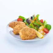 Wiener Schnitzel in an Air Fryer