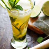 Spearmint Tea Mojito