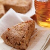Apricot-Ginger Buttermilk Scones