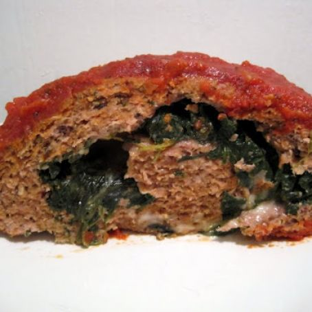 Turkey Spinach Roll