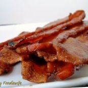 Candied Brown Sugar Bacon