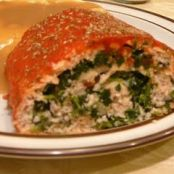 Ground Turkey & Stuffing Roll-Up
