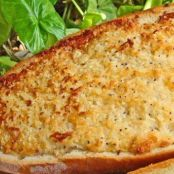Cheese-Garlic Bread Spread