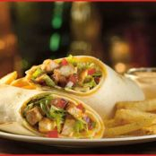 Applebee's Chicken Fajita Roll-Up