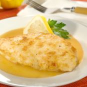 Buttery Lemon Chicken