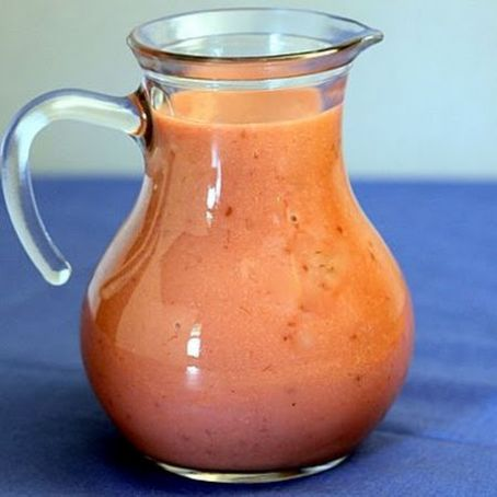 Orange Raspberry Vinaigrette