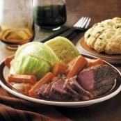 Corned Beef 'n' Cabbage Recipe
