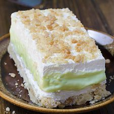 Key Lime Pie Lasagne