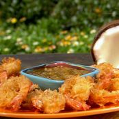 Tapas: Coconut Shrimp