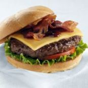 All American BBQ Bacon Cheeseburgers