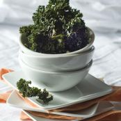 Vegetable SALT & VINEGAR ROASTED KALE CHIPS