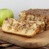 Cinnamon Apple Pie Bread