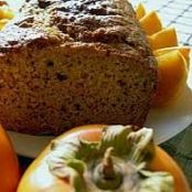 Persimmon-Walnut Coffee Cake