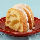 Sugar Dusted Apple Bundt Cake