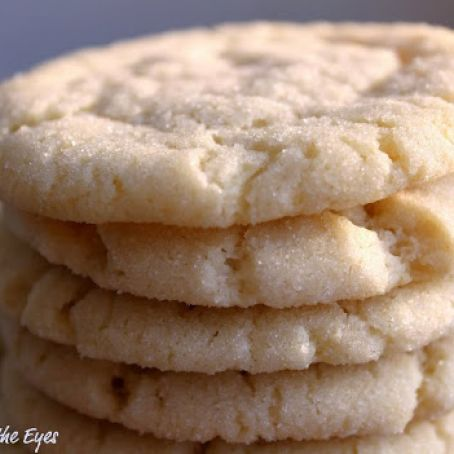 America's Test Kitchen Chewy Sugar Cookies