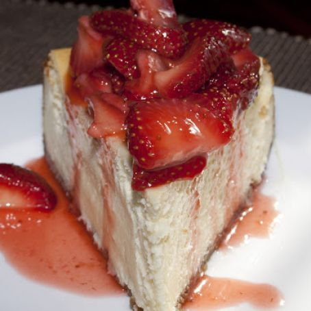 Cheesecake New York America S Test Kitchen Recipe 4 5