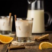 Cinnamon Orange Horchata