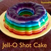 Jello Shot Cake