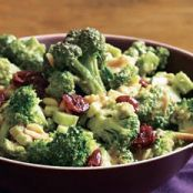 Broccoli Peanut salad
