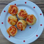 Mini Pizza Rolls
