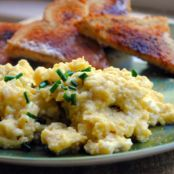 Gordon Ramsay's Sublime Scrambled Eggs