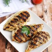 Grill Pan Chicken