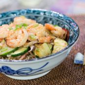 Shrimp and Udon Noodle Dish-Today Show