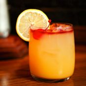 Persimmon Sour